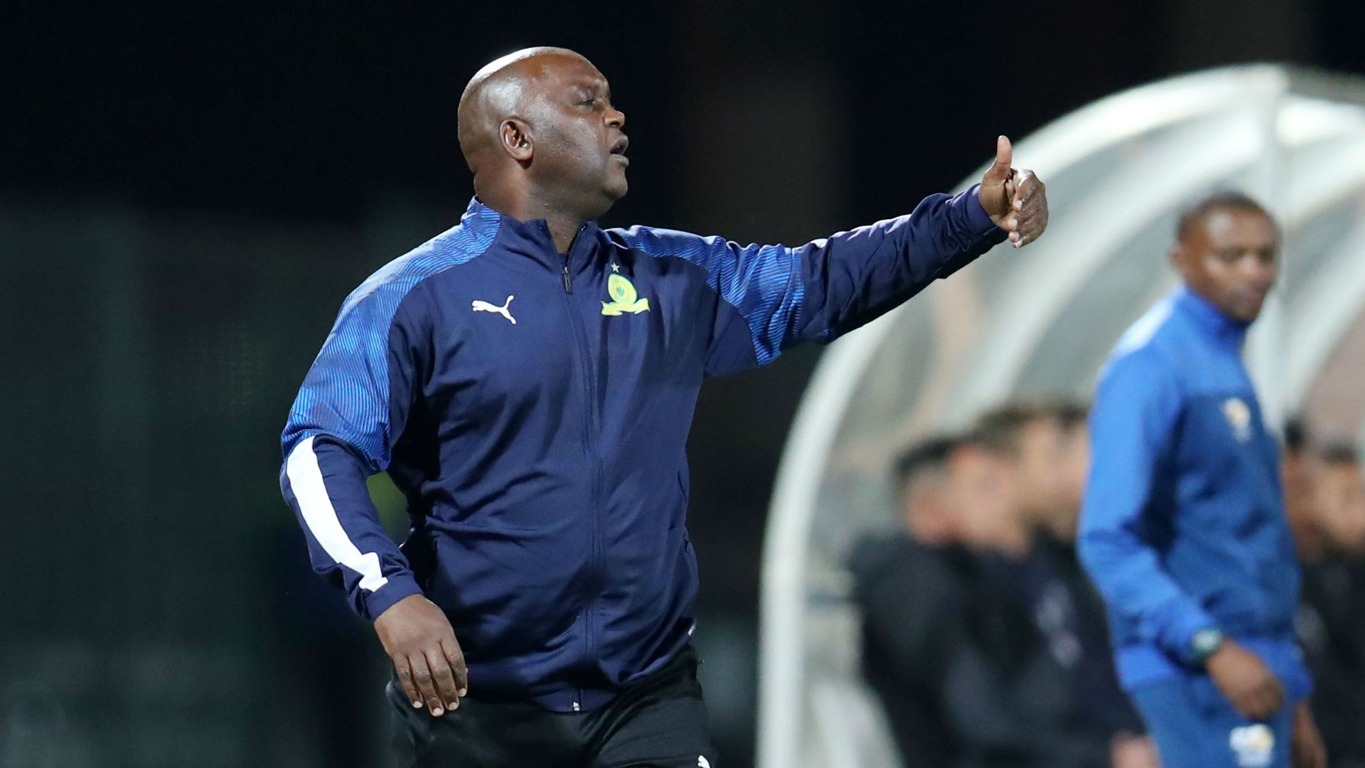 Mashego questions whether Mamelodi Sundowns will achieve as much without Mosimane
