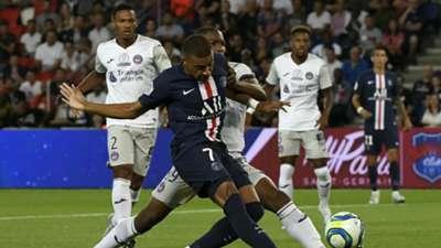 Kylian Mbappe PSG Toulouse Ligue 1 25082019
