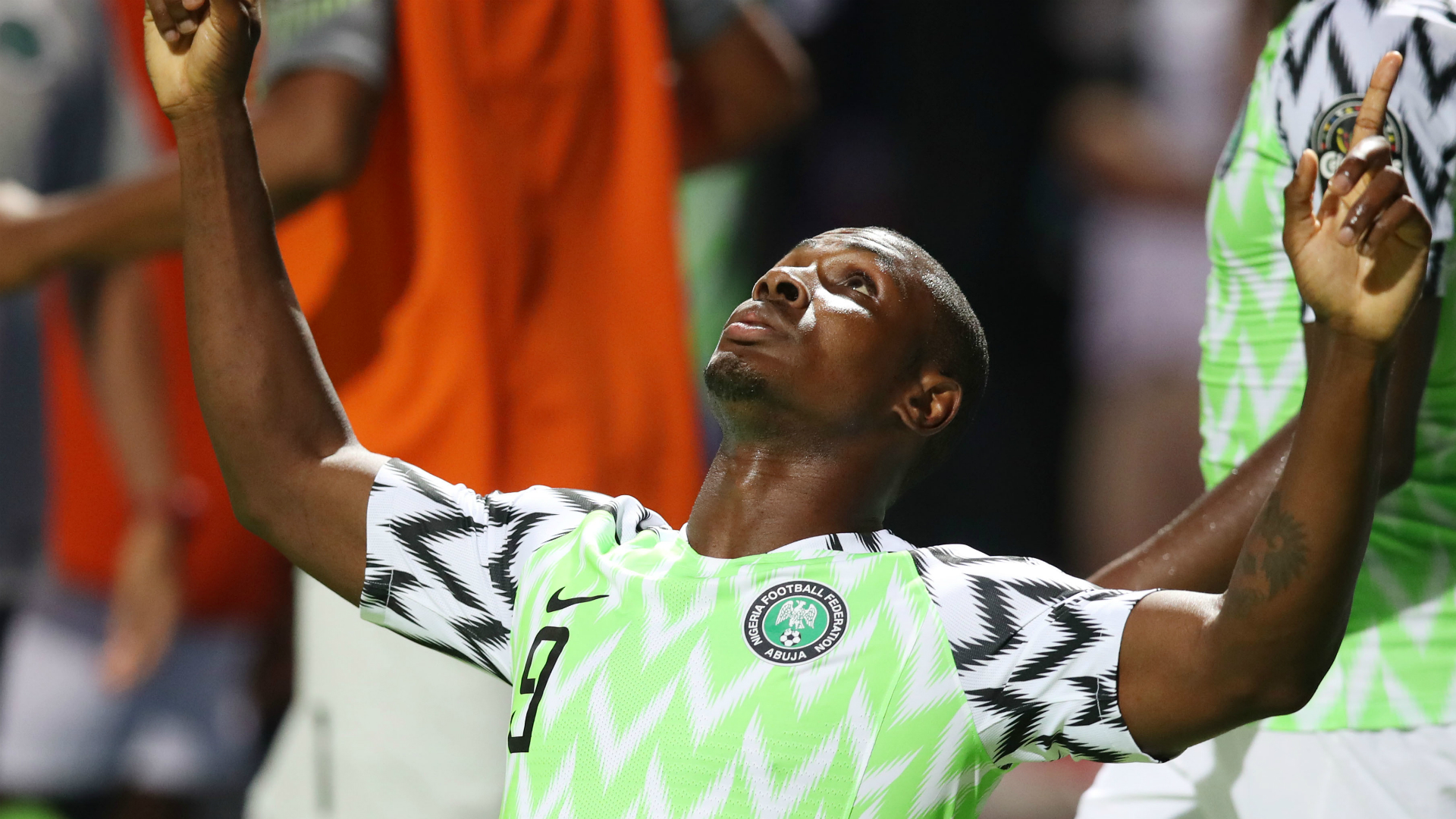 Afcon 2019: Nigeria's Odion Ighalo makes amends to punish Burundi ...