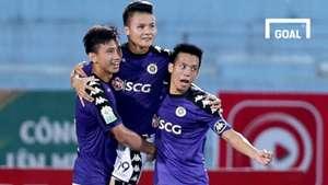 Hà Nội FC SHB Đà Nẵng Vòng 15 V.League 2018