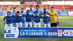HAGL vs Than Quang Ninh   Round 1 V.League 2020