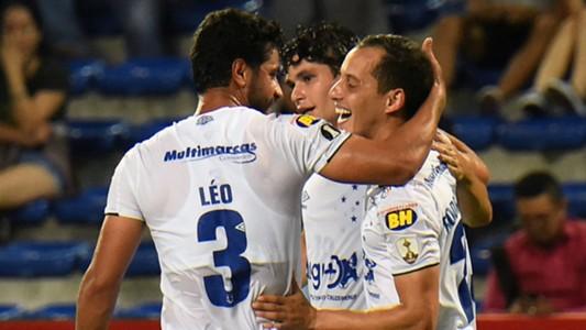 Léo Rodriguinho Emelec Cruzeiro Copa Libertadores 03042019