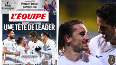 1 April L'Equipe