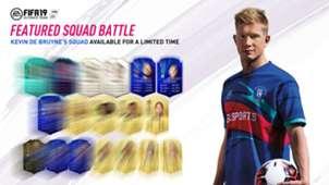 GFX FIFA 19 Kevin De Bruyne Squad Battle