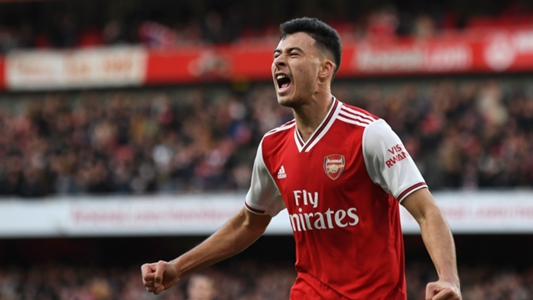 'Martinelli will be a superstar!' - Aubameyang and Arteta praise Arsenal teenager