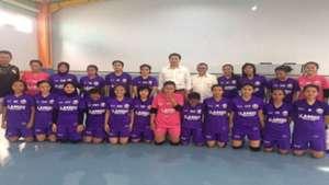 Timnas Futsal Putri Indonesia