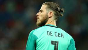 David de Gea Spain 2018 World Cup