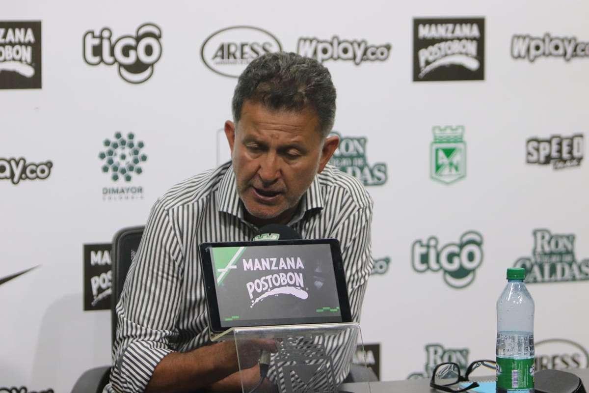 Juan Carlos Osorio DT Atlético Nacional 2020