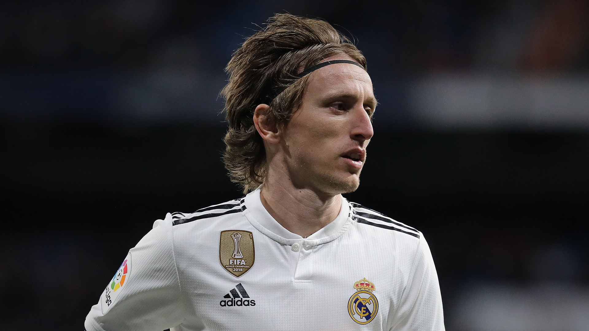 Luka Modric Real Madrid 2019