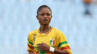 Bassira Toure of Mali during the 2018 TOTAL African Womens Cup of Nations