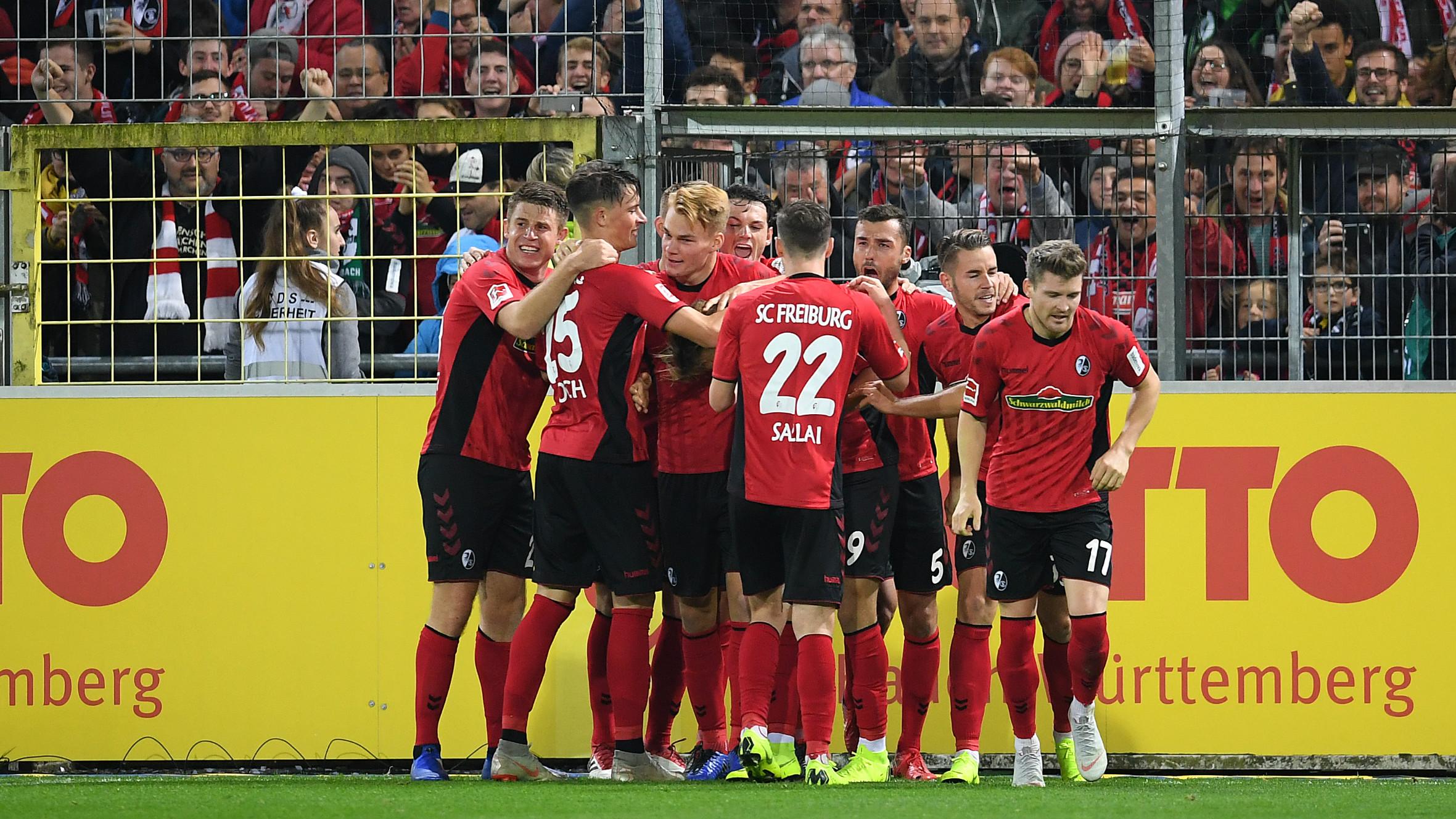 Bayern Freiburg Aufstellung
