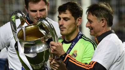 Iker Casillas Real Madrid Champions League