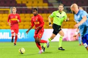 Jonathan Amon FC Nordsjaelland