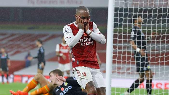 Alexandre Lacazette Arsenal 2020-21