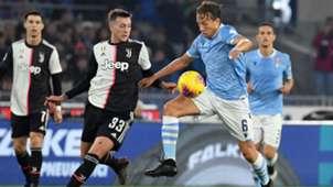 Bernardeschi Lucas Leiva Lazio Juventus