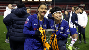 Sam Kerr Ji So-yun Chelsea Women 2020