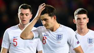 Harry Maguire Czech Republic England