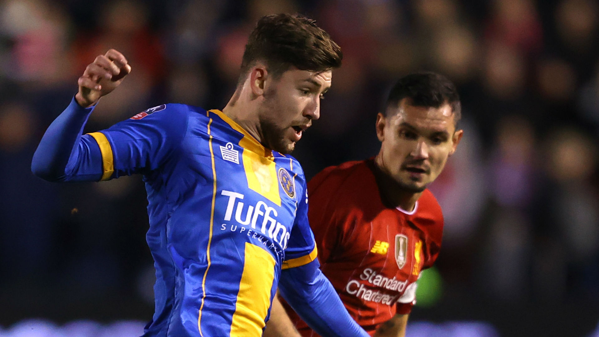 Shrewsbury-Liverpool (2-2) - Les Reds accrochés et condamnés au replay