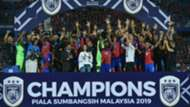 Johor Darul Ta'zim v Perak, Super League, 2 Feb 2019