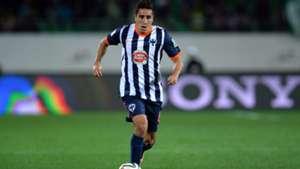 Efraín Juárez Monterrey