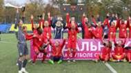 Minsk wins Belarus Women's Cup