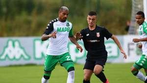 Kevin-Prince Boateng, Sassuolo vs. Real Vicenza, Friendly