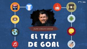 Test Juan Carlos Unzue