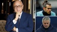 Jonathan Barnett, Gareth Bale, Real Madrid, Tottenham