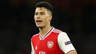 Gabriel Martinelli Arsenal 2019-20