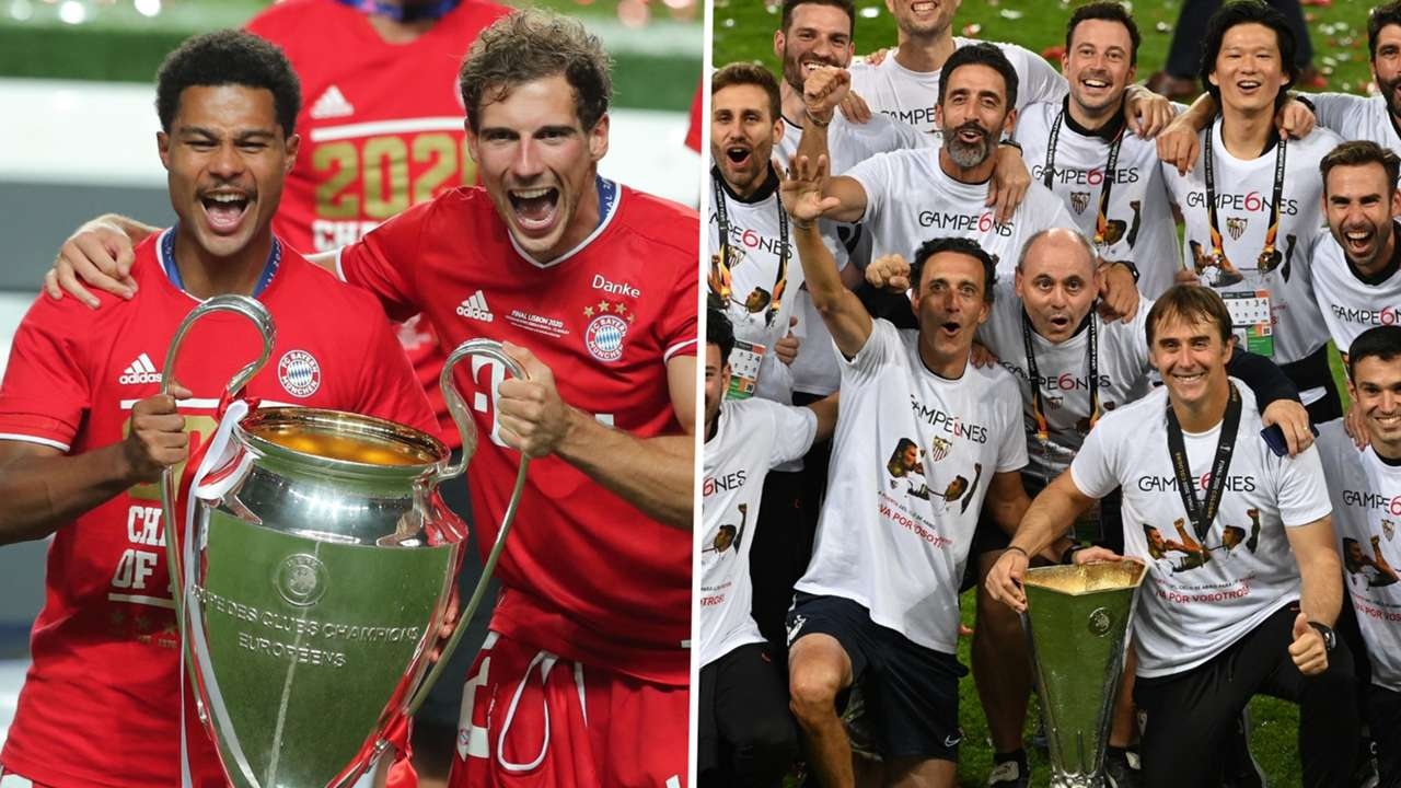 Bayern Munich Sevilla UEFA Super Cup 2020