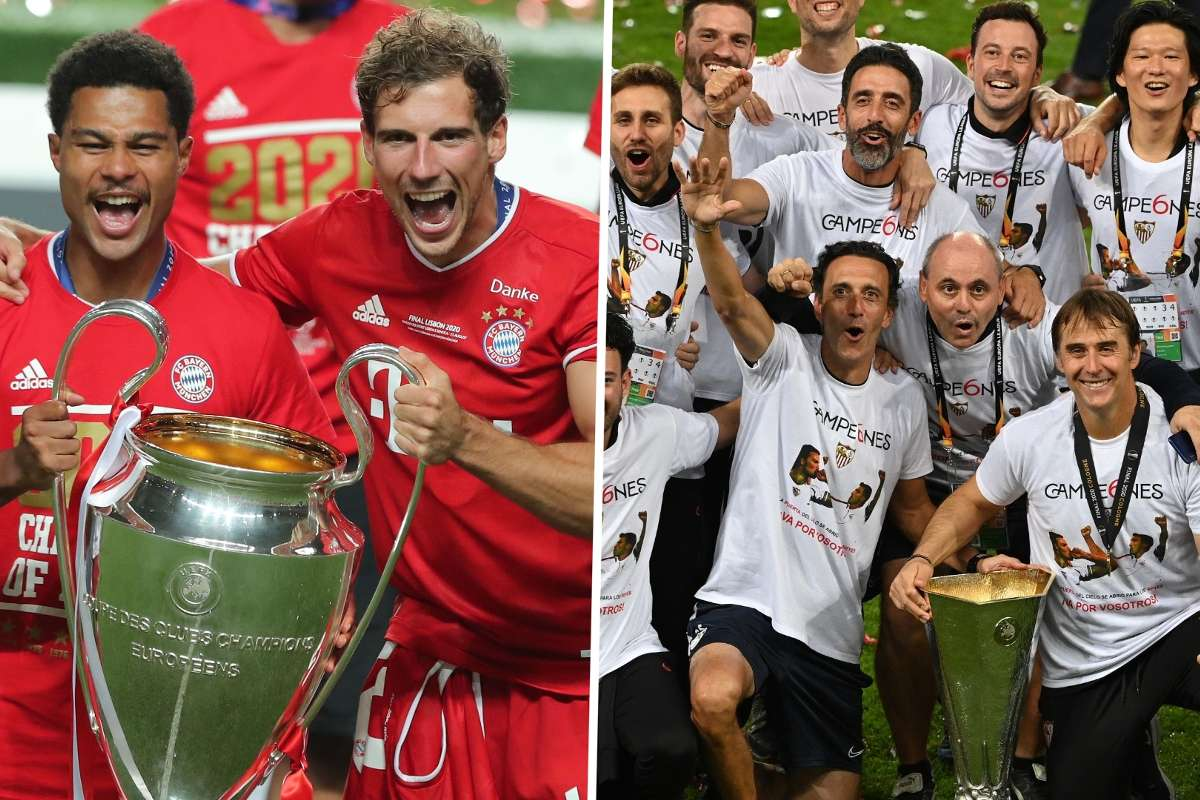 UEFA Super Cup 2020: Teams, location & when will it take place ...