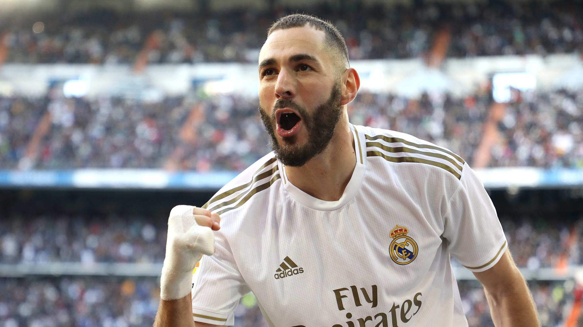 "Real Madrid - Karim Benzema : ""Devenir leader, ça se fait automatiquement"""