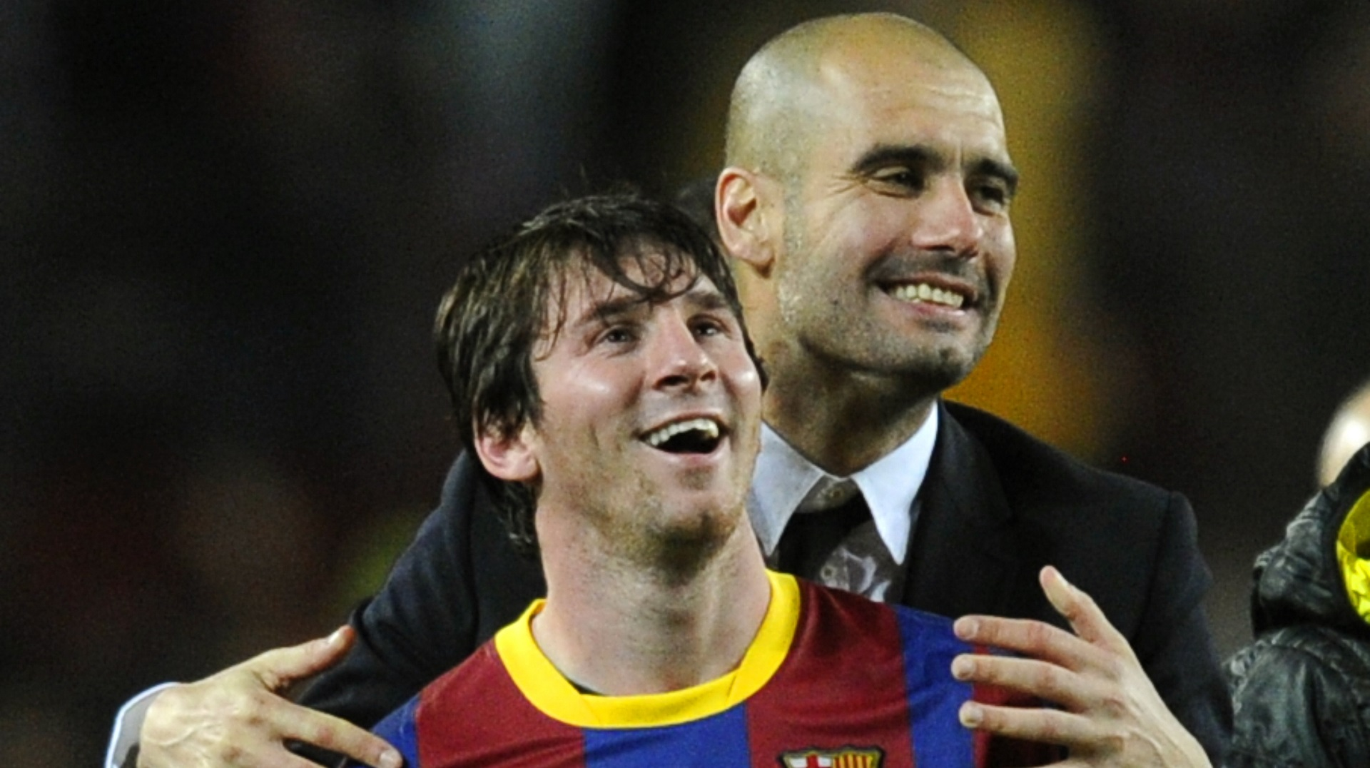 Guardiola ignoring Messi to Man City transfer links & hopes he stays at Barcelona