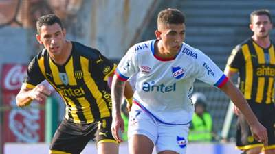 Christian Oliva Nacional Penarol Maxi Rodriguez 2018