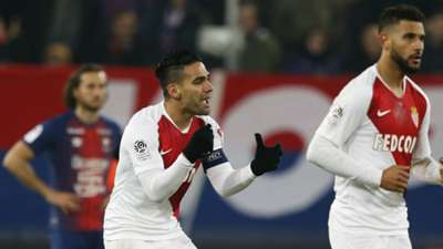 Radamel Falcao Caen Monaco Ligue 1