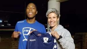 Caster Semenya joins JVW FC