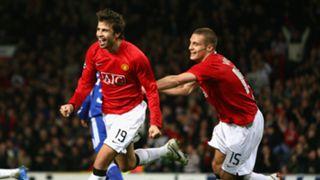 Gerard Pique Manchester United 2007