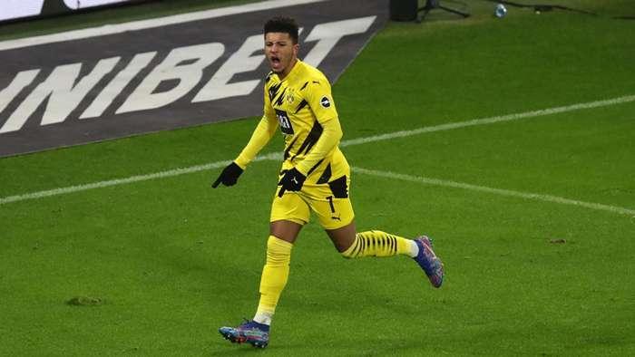 Jadon Sancho BVB Borussia Dortmund RB Leipzig Bundesliga 09012021