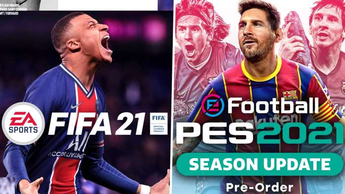 FIFA 21 PES 2021