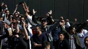 Galatasaray Besiktas Fans 042918