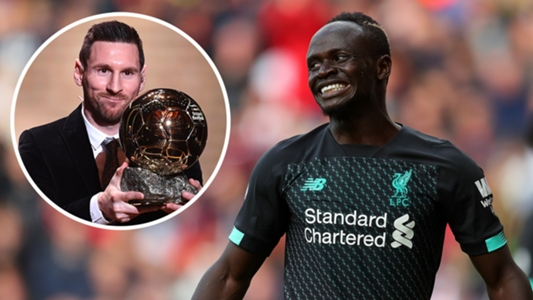 Messi voted for Mane to win The Best award & says it's a 'shame' he was fourth in Ballon d'Or voting | Goal.com
