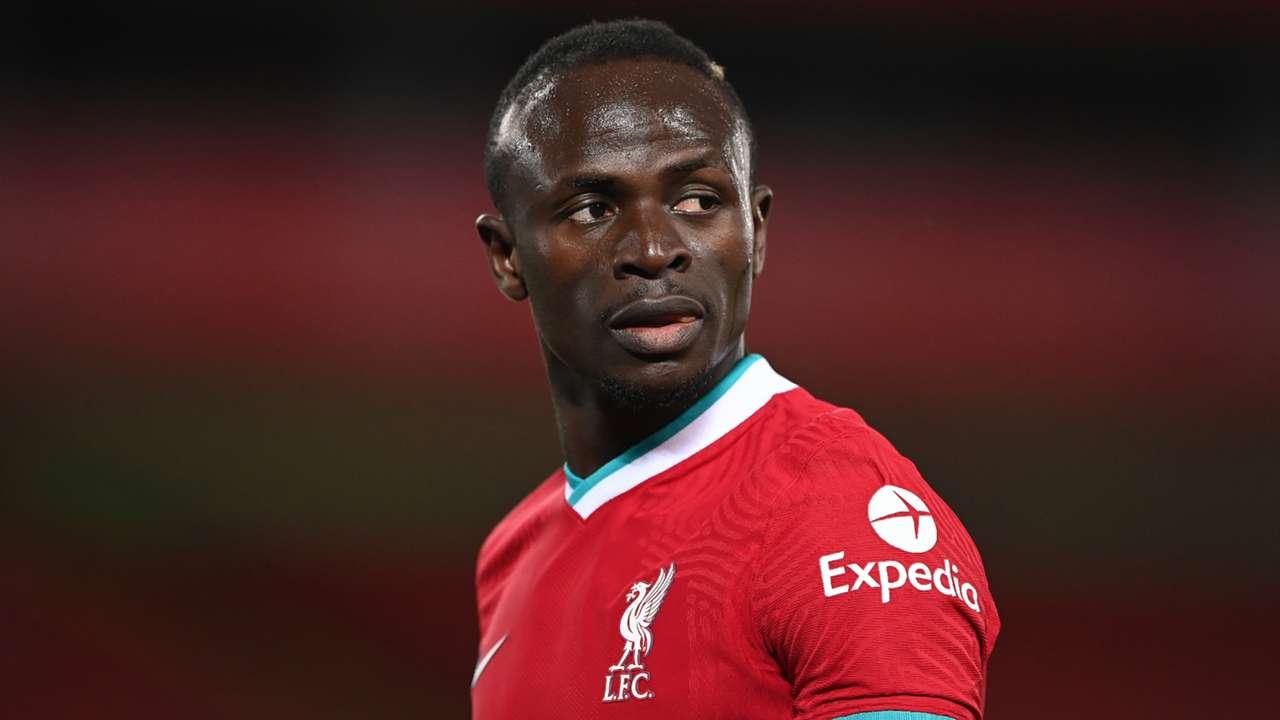 Sadio Mane Liverpool 2020-21