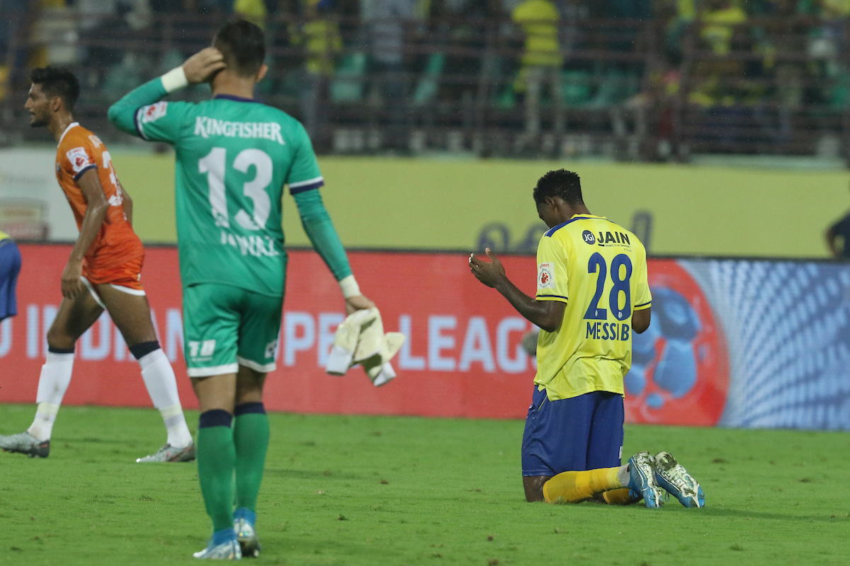 Raphael Messi Bouli Kerala Blasters