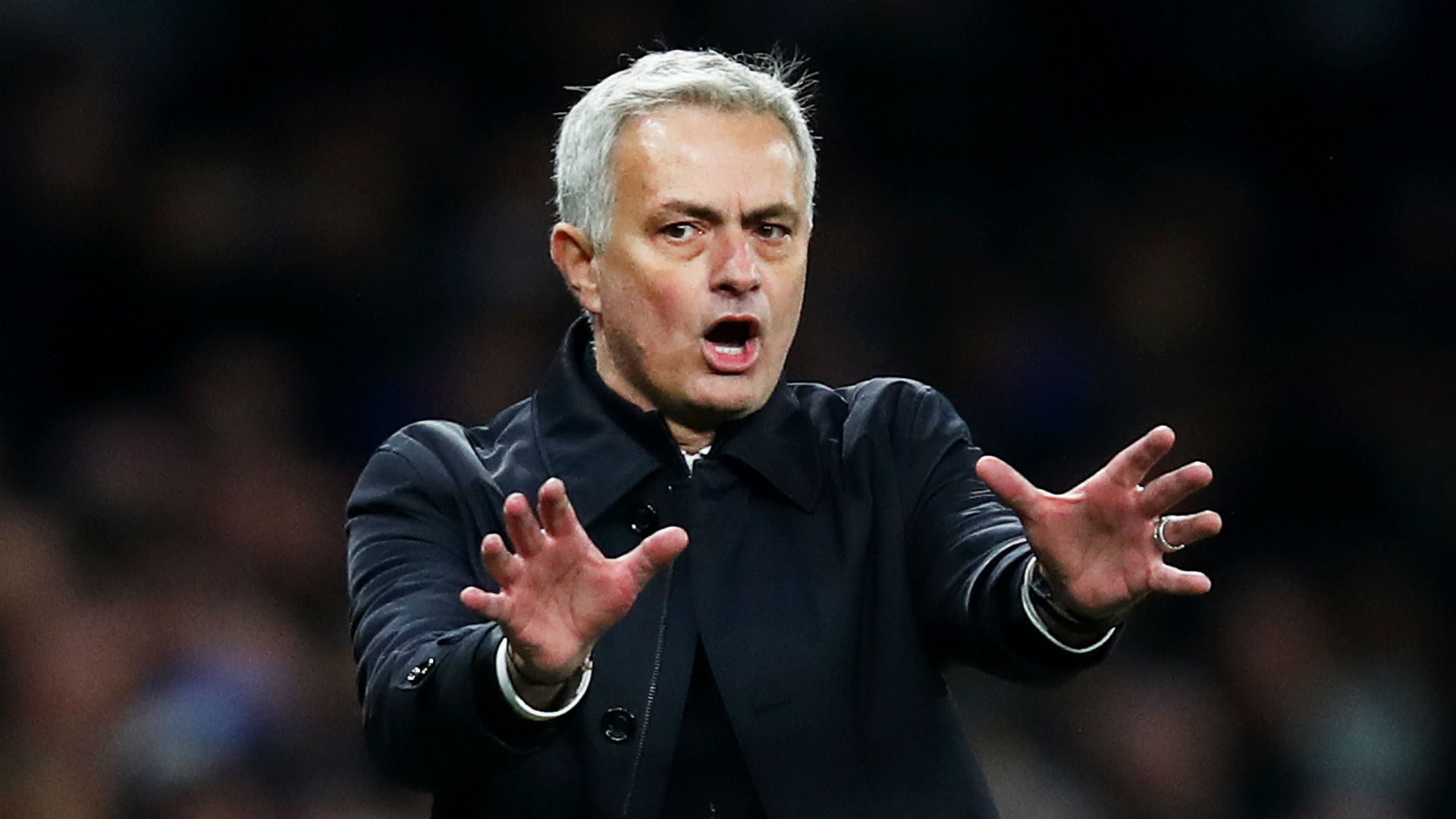 Alli scores brace to hand Mourinho 100% win