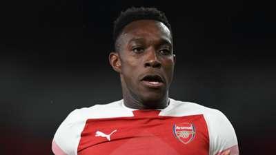 Danny Welbeck Arsenal 2018