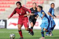 ฟุตบอลหญิงทีมชาติไทย U16 - ฟุตบอลหญิงชิงแชมป์เอเชีย 2018 รุ่นอายุไม่เกิน 16 ปี รอบคัดเลือก
