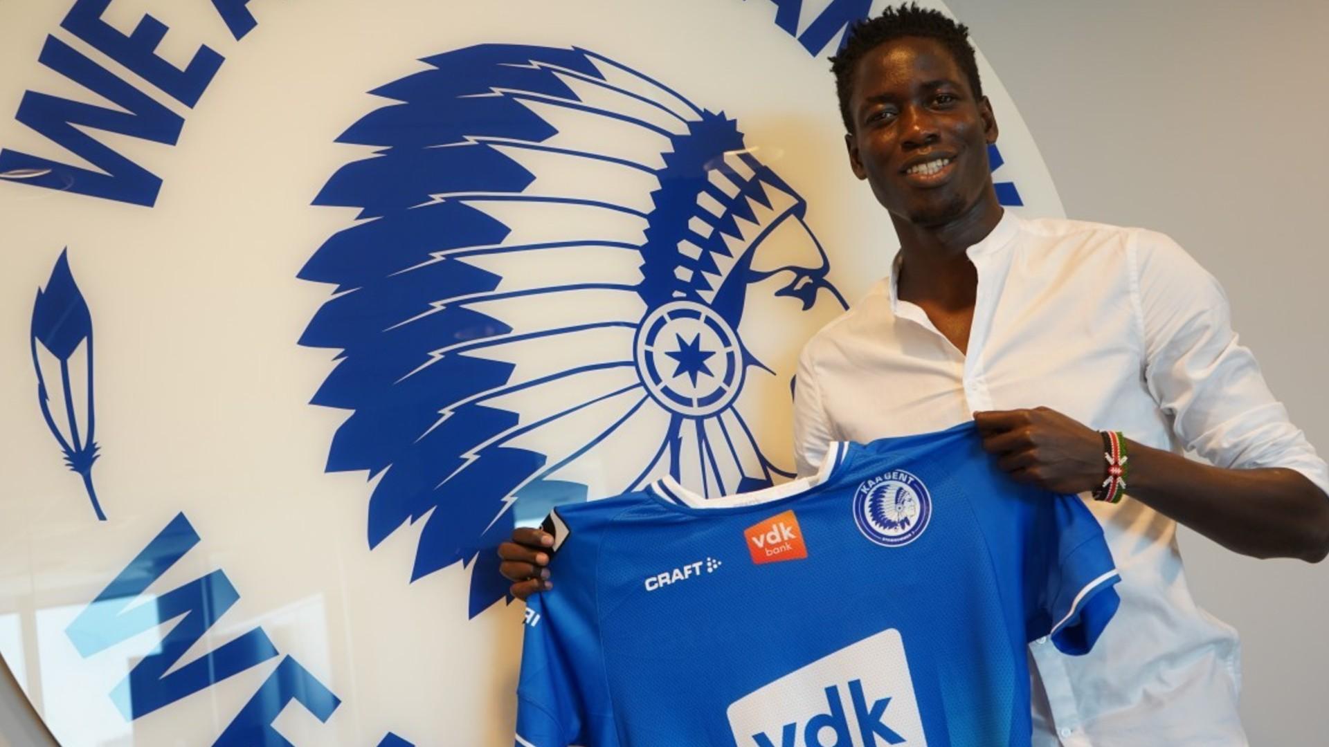 Joseph Okumu: Kenya star seals move from IF Elfsborg to KAA Gent