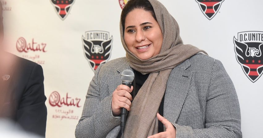 Fatma Al-Nuaimi: Qatar learning from Tokyo Olympics in an aim to 'Deliver Amazing' at the 2022 World Cup