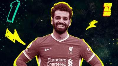 Goal 25 2020 01 Mohamed Salah Liverpool Egypt