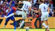 Wilfried Zaha, Crystal Palace vs. Toulouse, Friendly